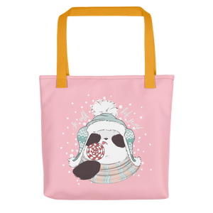 So Cold But Sweet Panda Tote bag