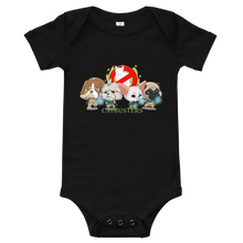 Load image into Gallery viewer, CATBUSTERS Baby Bodysuit