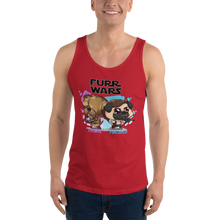 Load image into Gallery viewer, Chewie and Pug Zolo Men's Tank Tops