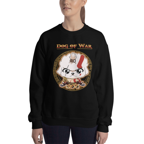 Dog Of War Women's Sweatshirt