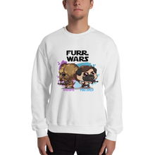 Load image into Gallery viewer, Chewie And Pug Zolo Men's Sweatshirt