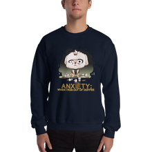 Load image into Gallery viewer, Anxiety Men's Sweatshirt