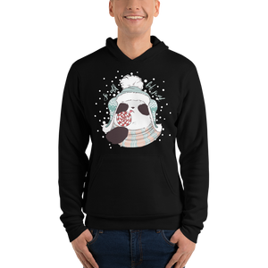 So Cold But Sweet Panda Men's Hoodies
