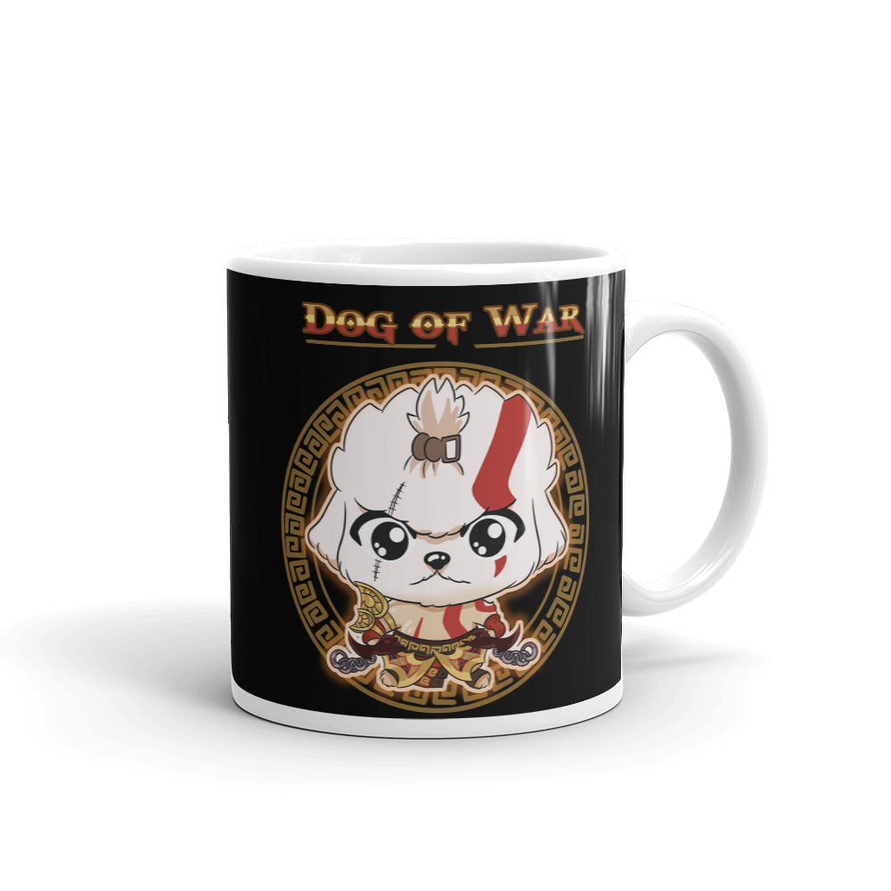 Dog Of War Mug