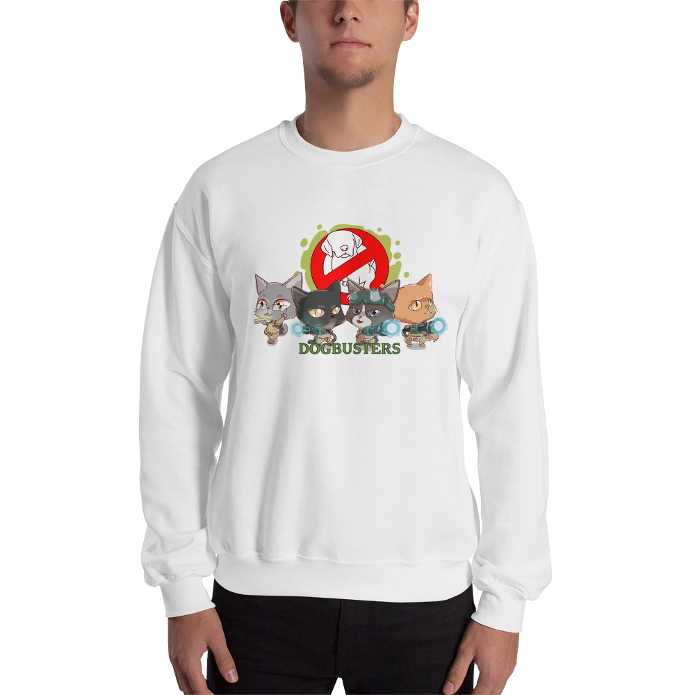 DOGBUSTERS Men's Sweatshirt