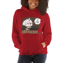 Load image into Gallery viewer, Coffee Women's Hoodies