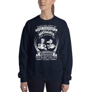 Crazy Patient Women's Sweatshirt