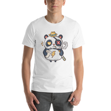Load image into Gallery viewer, Eye Patch Panda Men's Tee's