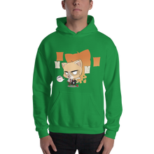 Load image into Gallery viewer, Cat Note Men's Hoodies