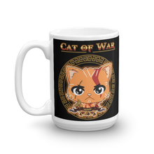 Load image into Gallery viewer, Cat Of War Mug