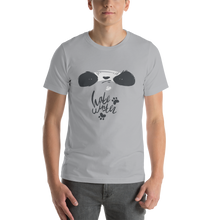 Load image into Gallery viewer, Hate Winter Smirk Panda Tee's