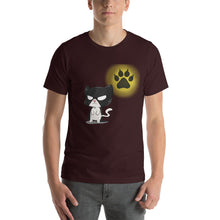 Load image into Gallery viewer, Cat Man Men's Tee's