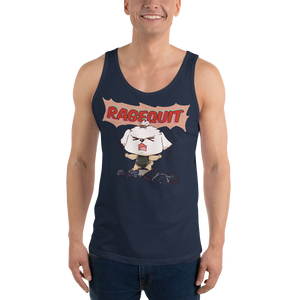 RageQuit Men's Tank Tops