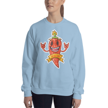 Load image into Gallery viewer, Rock On Women's Sweatshirt