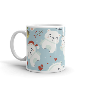 Polar Bear Snow Mug