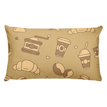 Load image into Gallery viewer, Mocha Coffee Premium Pillow