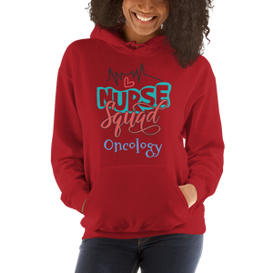 Nurse Squad / Personalized Text Design Women's Hoodies