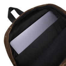 Load image into Gallery viewer, Black Coffee Backpack