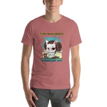 Load image into Gallery viewer, Purrincess Leia Men's Tee's