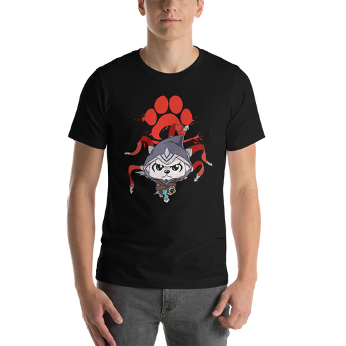Canine Assassin Men's Tee's