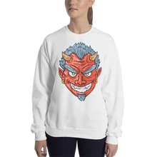 Load image into Gallery viewer, Rock Devil Women's Sweatshirt