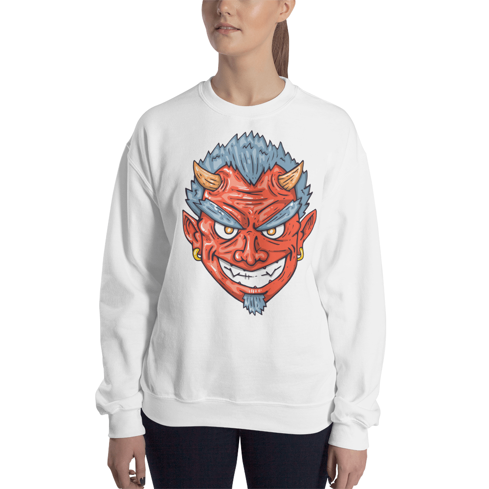 Rock Devil Women's Sweatshirt