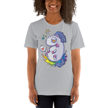 Load image into Gallery viewer, Unicorn Women's Tee's