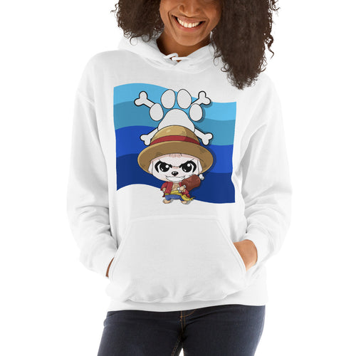 Dog Piece Women's Hoodies