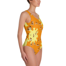 Load image into Gallery viewer, Sun Salutation One-Piece Swimsuit