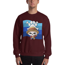 Load image into Gallery viewer, Dog Piece Men's Sweatshirt