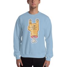 Load image into Gallery viewer, I Love Rock Men's Sweatshirt