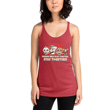Load image into Gallery viewer, Friends Who Slay Together Stay Together Women's Tank Tops