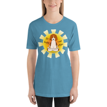 Load image into Gallery viewer, Be Happy With Yoga Tee's