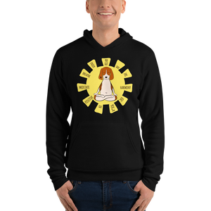 Yoga Way Of Life Men's Hoodies