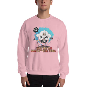 Kill You With A Pencil Men's Sweatshirt