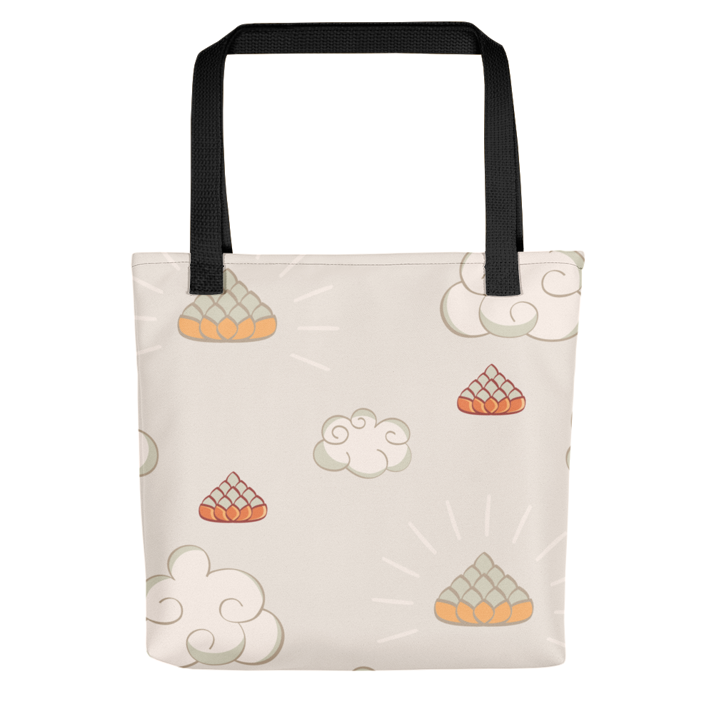 Yoga Cloud Tote bag