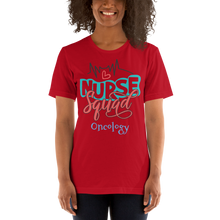 Load image into Gallery viewer, Nurse Squad / Personalized Text Design Women's Tee's