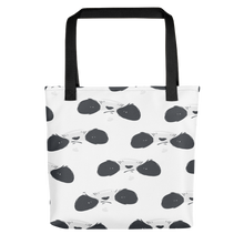 Load image into Gallery viewer, Panda Smirk Tote bag