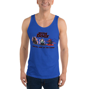 Sith Dogs Men's Tank Tops