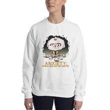 Load image into Gallery viewer, Anxiety Women's Sweatshirt