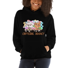 Load image into Gallery viewer, Caffeine Addict Women's Hoodies