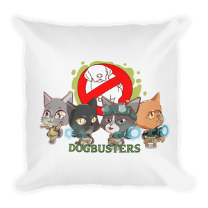DOGBUSTERS Premium Pillow