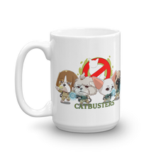 Load image into Gallery viewer, CATBUSTERS Mug