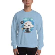 Load image into Gallery viewer, Dog Wick Gun Fu Men's Sweatshirt