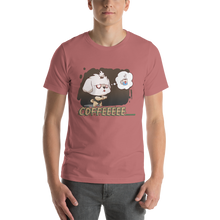 Load image into Gallery viewer, Coffee Men's Tee's
