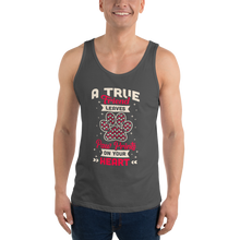 Load image into Gallery viewer, Paw Prints On Your Heart Men's Tank Tops