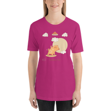 Load image into Gallery viewer, Triangle Pose Yoga Women's Tee's