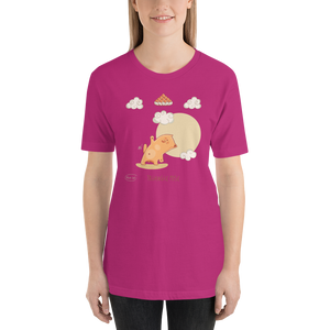 Triangle Pose Yoga Women's Tee's