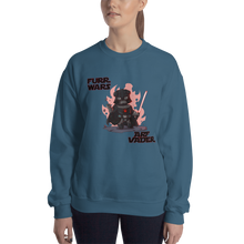 Load image into Gallery viewer, Arf Vader Women's Sweatshirt