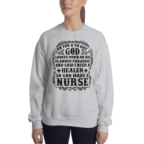 8th Day Women's Sweatshirt